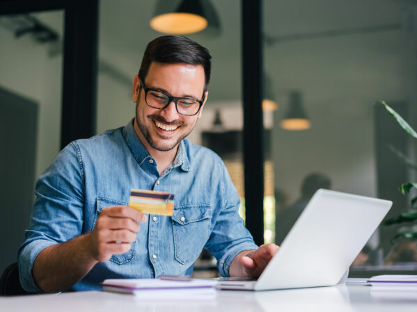 Online payments through Chase